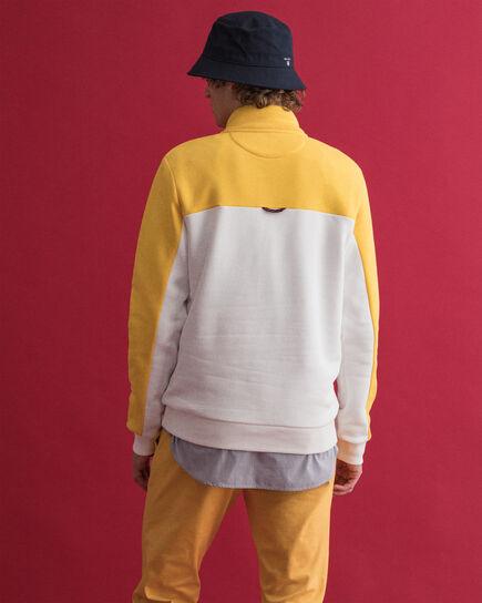 Sweat-shirt à demi-zip Nautical