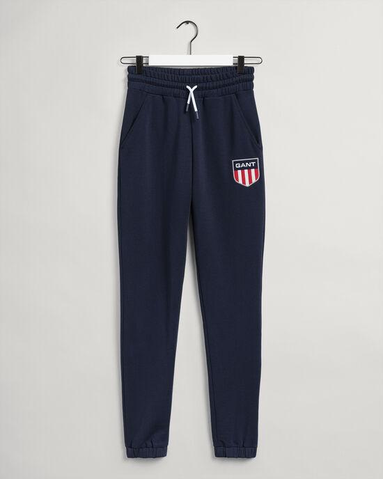 Pantalon de jogging Retro Shield Teen Girls