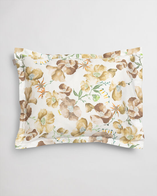 Taie d'oreiller à imprimé Blooming