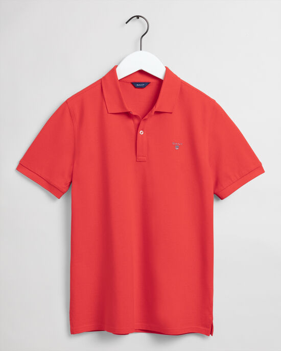 Polo en coton piqué Original Teen Boys