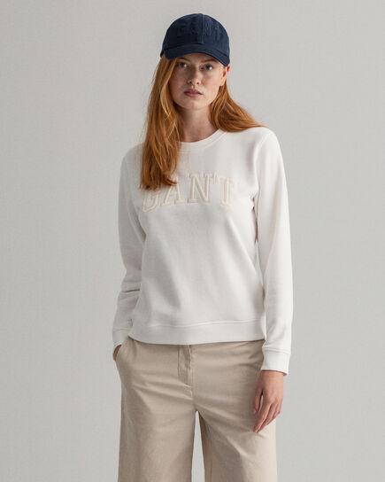 Sweat-shirt ras du cou Arch Logo