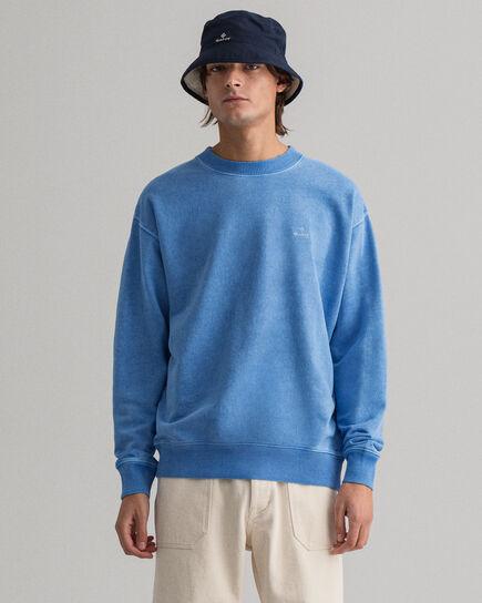 Sweat-shirt ras du cou Sunfaded