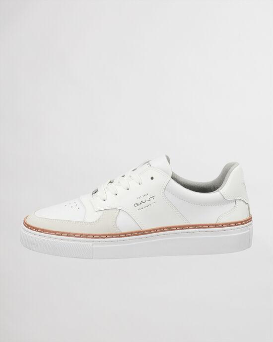 Chaussures basses à semelle cupsole Mc Julien