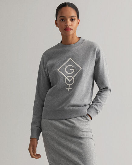 Sweat-shirt ras du cou Women's Day