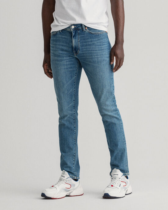 Jean extra slim fit Active-Recover Maxen