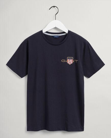 T-shirt brodé Archive Shield Teens