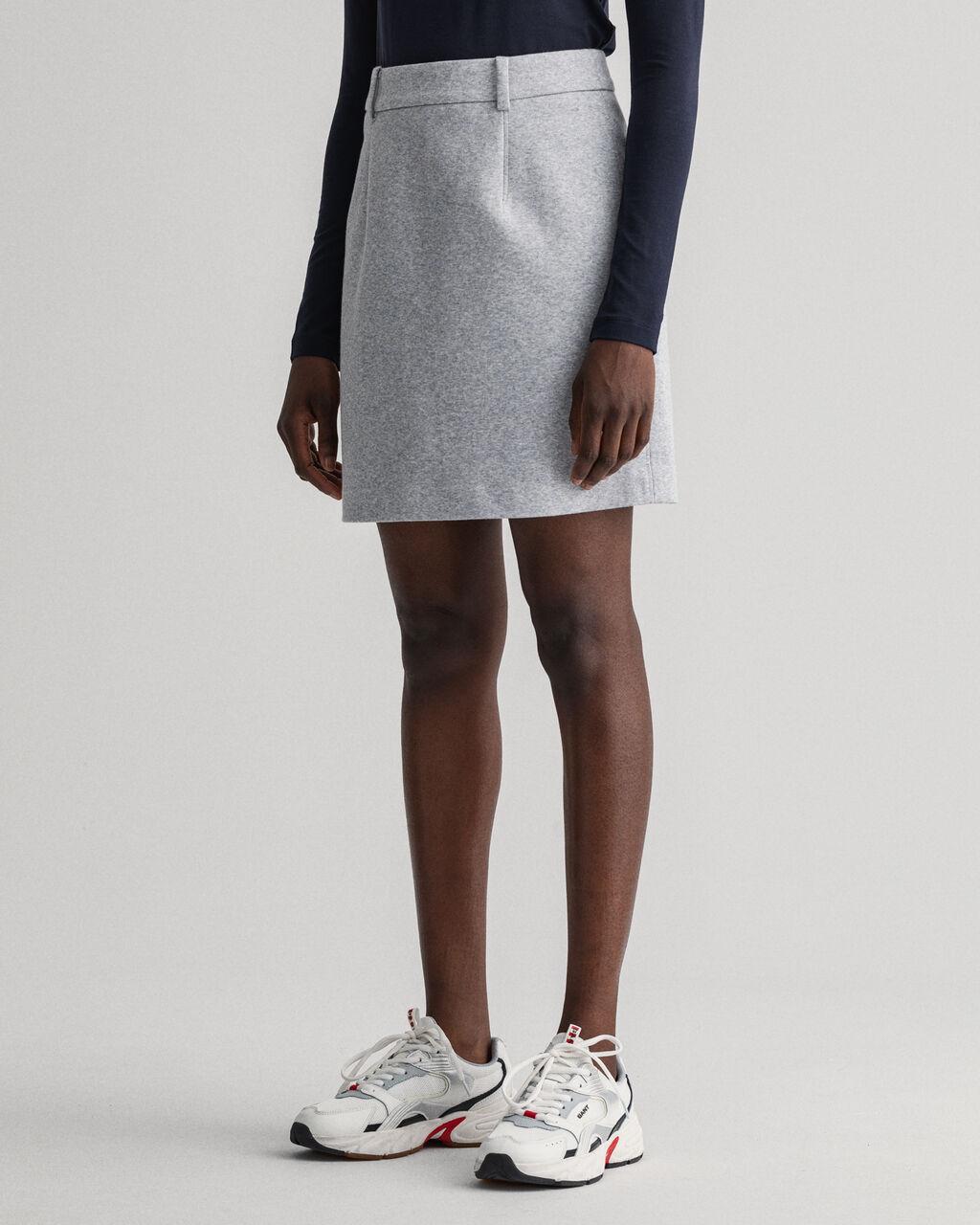 Mini-jupe en jersey