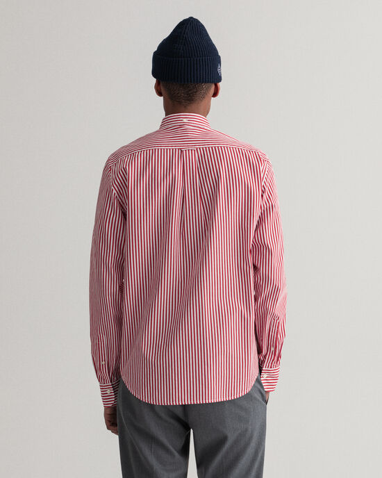 Chemise regular fit à rayures Bengale