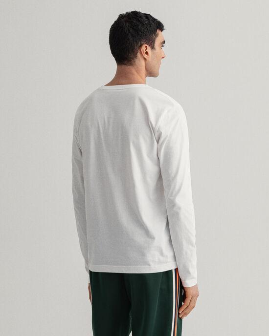T-shirt à manches longues Archive Shield