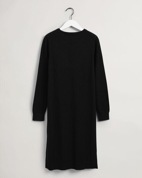 Robe en laine mérinos