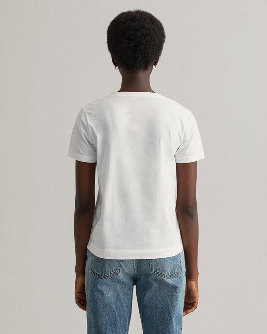 T-shirt col V Original