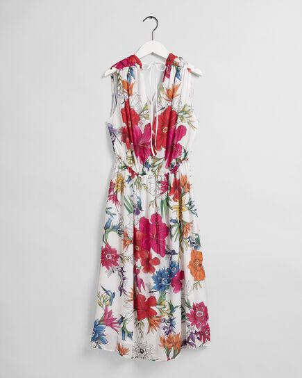 Robe à imprimé Humming Floral