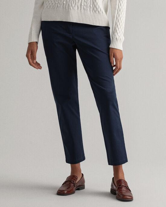 Pantalon chino slim fit Fryda Classic