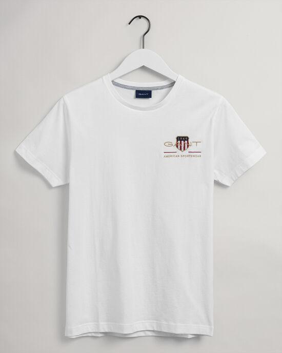 T-shirt slim fit Archive Shield