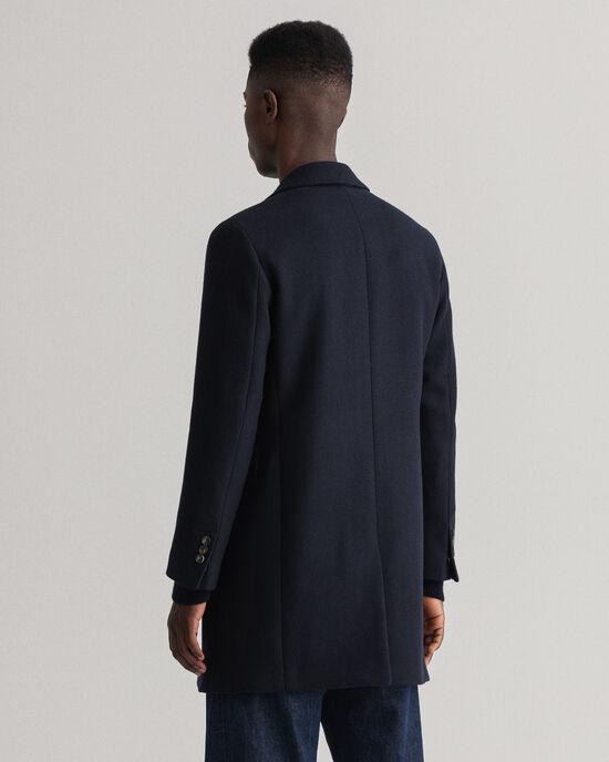 Manteau en laine Classic