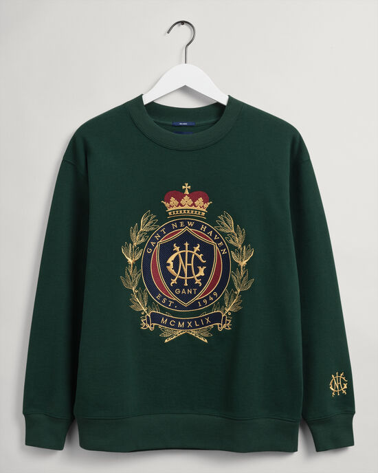 Sweat-shirt ras du cou Royal Crest